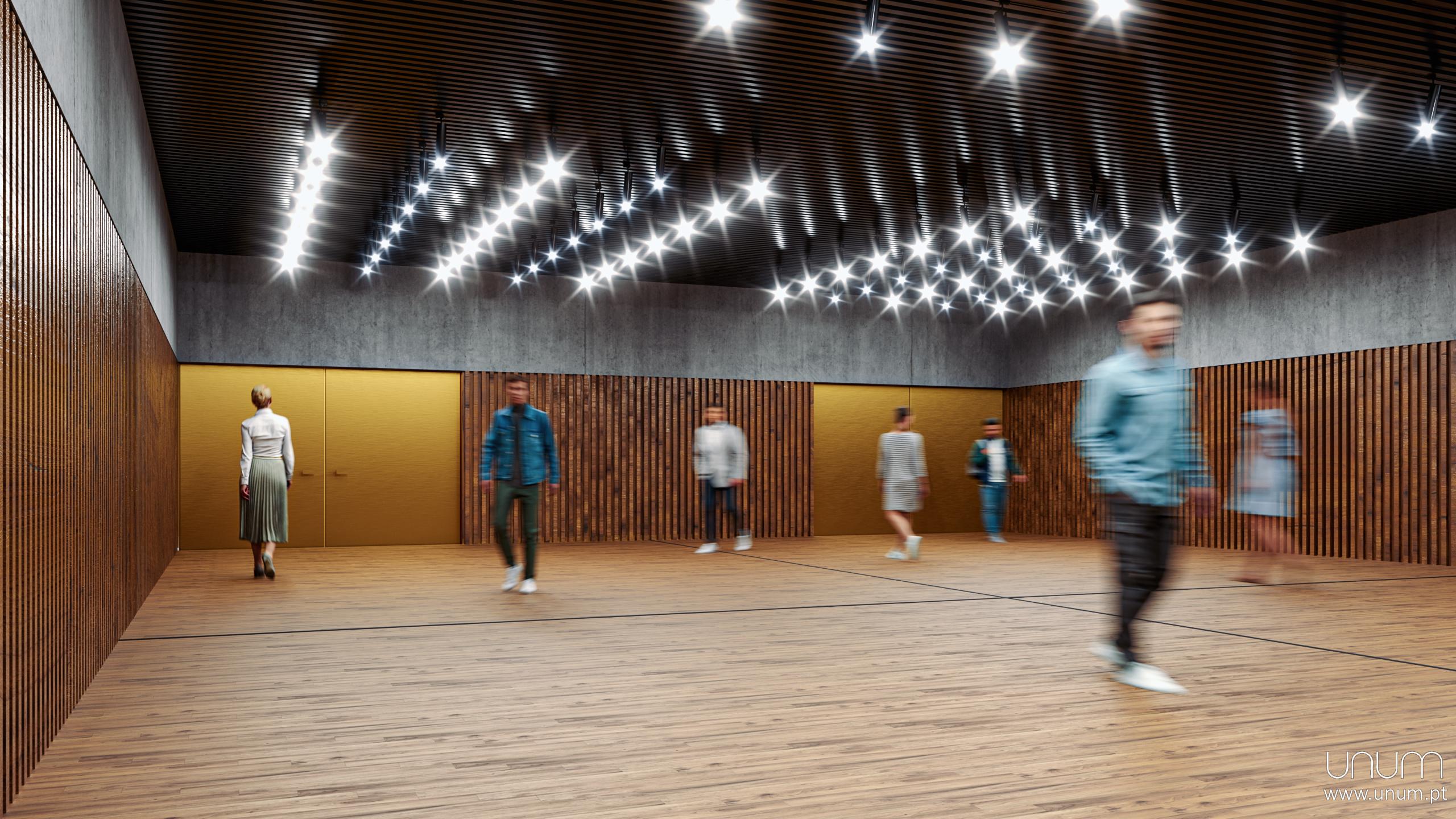 render 1 meeting room